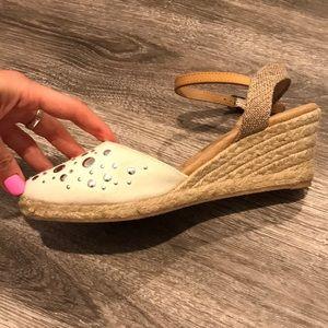 White Mountain Shoes - White Mountain wedge sandal